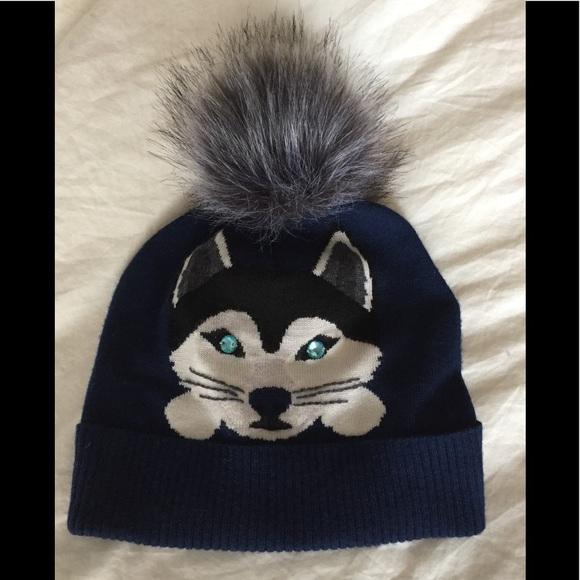 kate spade Accessories - Kate Spade Husky Beanie Hat eb257efd01f